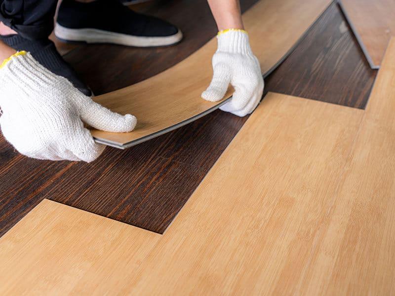 Installation Hybrid Vinyl Plank Flooring