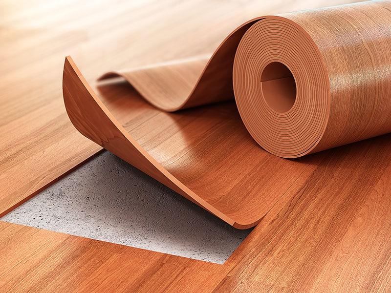Linoleum Coating Flooring