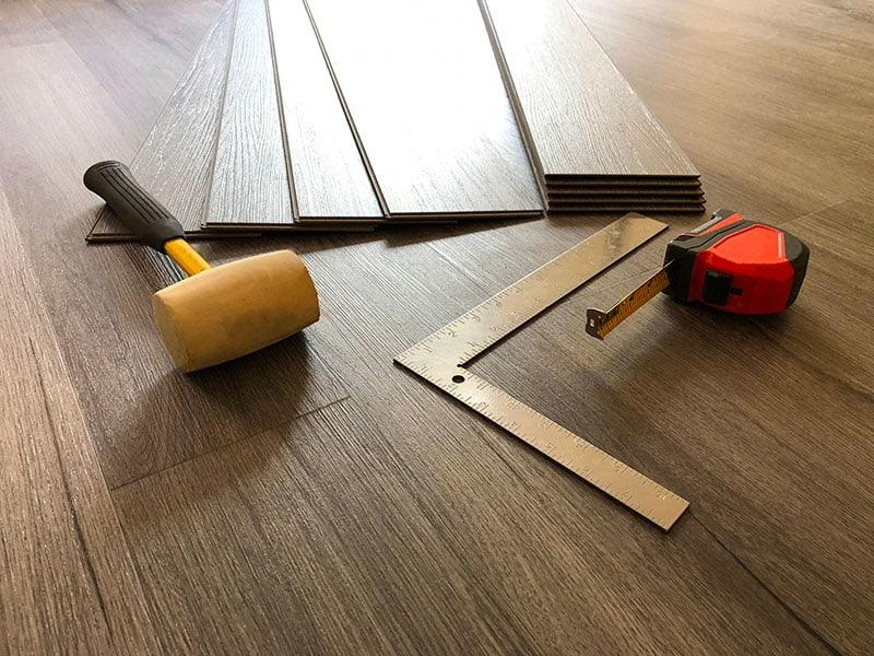 Luxury Vinyl Plank Laminate
