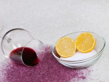 Remove Red Wine From Carpet