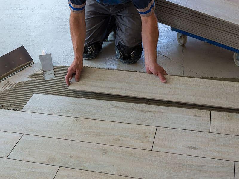 Tiles Wood Look