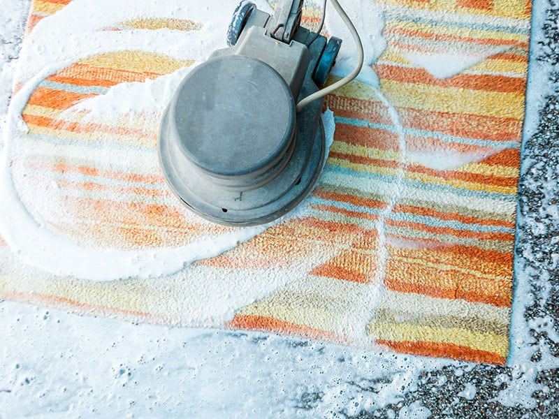 Cleaning Carpet Chemical