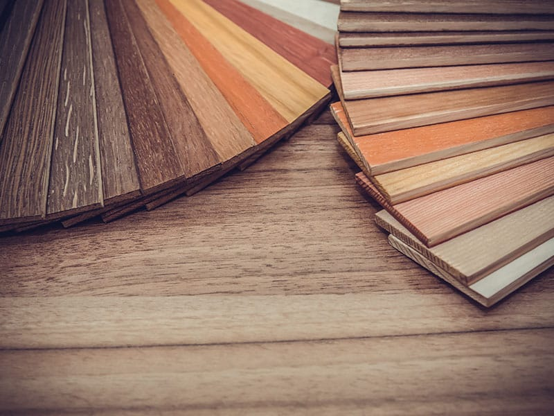 Color Sample Boards