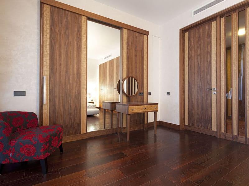 Mahogany Floors