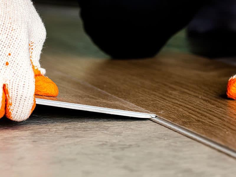 Method Install Floor