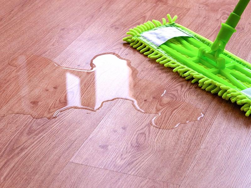 Microfiber Mop Wiping