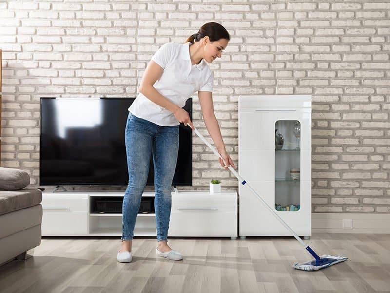 Mop Hardwood Floors
