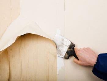 Remove Wallpaper Homemade