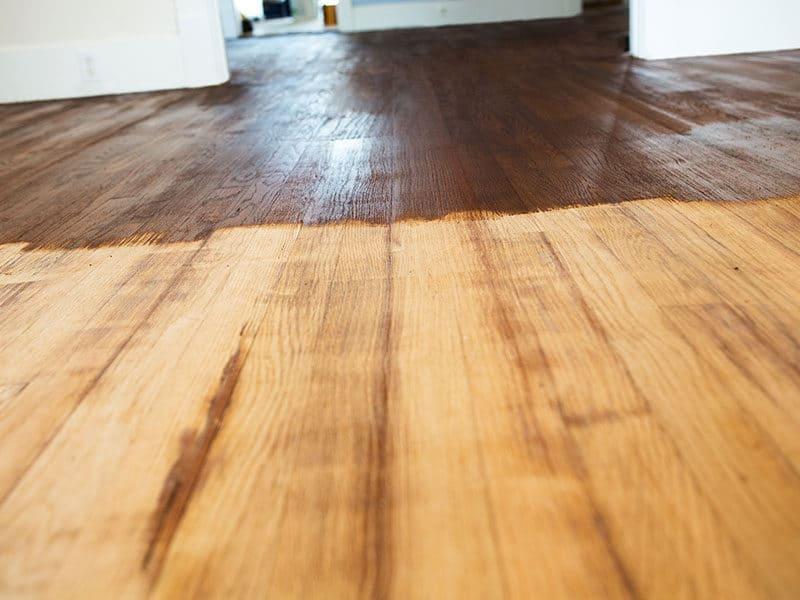 Seal Bamboo Floor