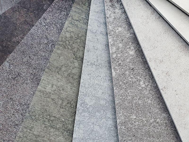 Stone Concrete Texture Of Vinyl Floor