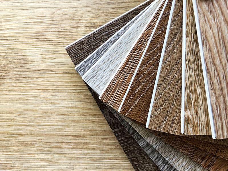 Textured Vinyl Planks