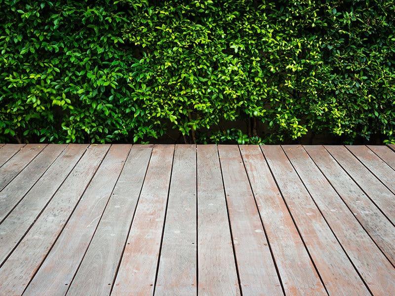 Wooden Outdoor Floor
