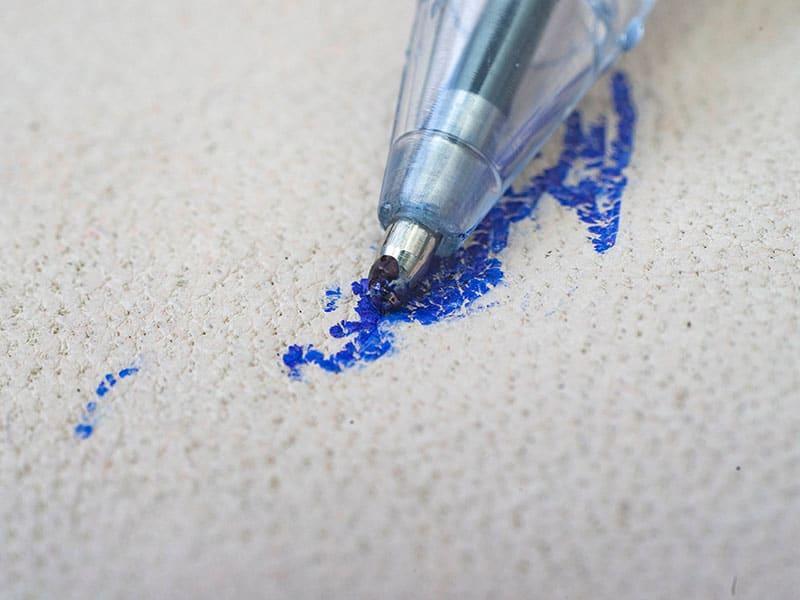 Pen Tip Scribblin